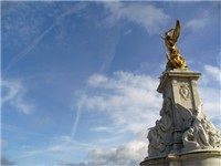 Buckingham Palace - Victoria Memorial