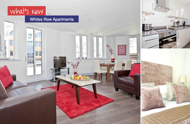 Whites Row Apartments