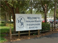 Highland Reserve, Golf Community, Davenport, Florida  Properties  