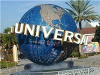 Universal Studios - Theme Park in Orlando