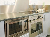 Bishopsgate Apartments - Kitchen