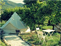 Luxury Tents in Malaga