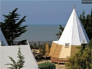 Luxury Tents in Barbtre