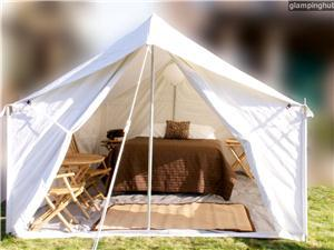 Luxury Tents in Franklinville