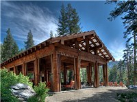 Cabins in Kings Canyon National Pk