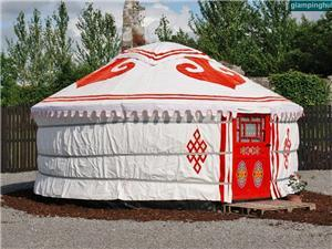 Yurts | RV in Ballyglunin