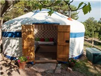 Yurts in Barcelona