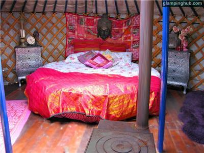 European Yurts Accommodations  
