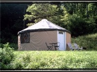 Buffalo Mountain Yurts (United States) - Company in Dugspur
