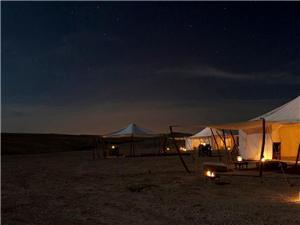 Luxury Tents in Marrakesh