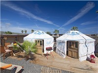 Beautiful Yurts