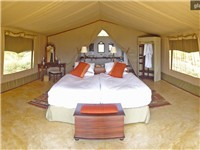 Luxury Tents in Masai Mara