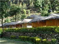 Luxury Tents in Uttarkash