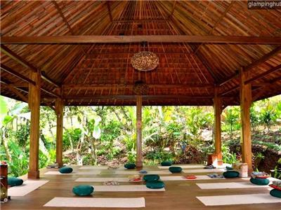 Glamping Yoga Retreats Accommodations  