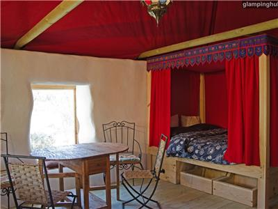 Luxury Tents in Zafarraya