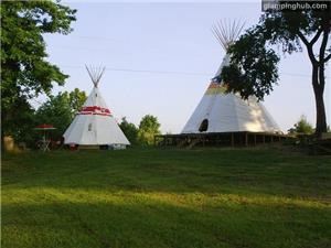 Yurts | Tipis in Murfreesboro