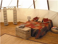 Yurts | Tipis in Monte Joao Alfonso