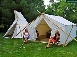 Family-Friendly Glamping Sites in the US Accommodations  