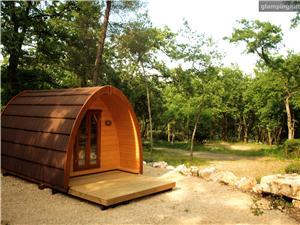 Eco-Pods in Vence