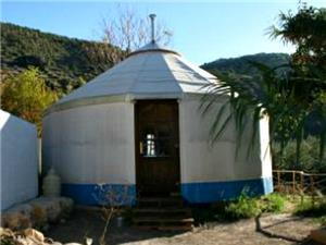 Yurts in Jaen