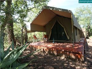 Luxury Tents in Hoedspruit
