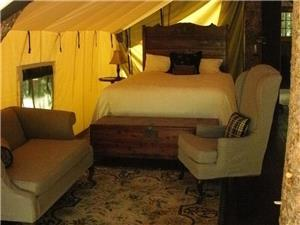 Luxury Tents in Narrowsburg