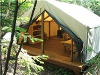 Yurts | Tents in Baie-comeau