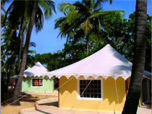 Luxury Tents in Mandrem
