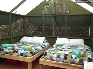 Luxury Tents | Cabins in