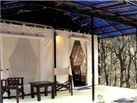 Luxury Tents in Nainital