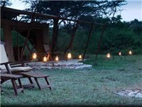 Luxury Tents in Siana Conservancy