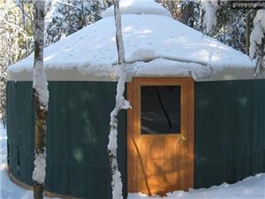 Yurts in Denmark
