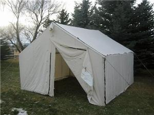 Buckstitch Tents - Company in Cody
