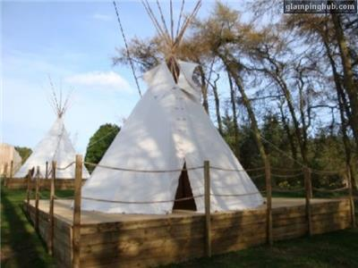 Tipi in Scarborough