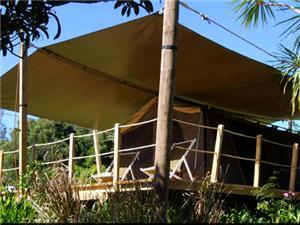 Luxury Tents in Kerikeri