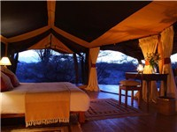Luxury Tents in Meru
