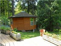 Cabins | Yurts in Bainbridge Island