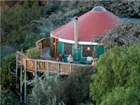Yurts in Santa Barbara