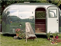 Vintage Airstream 1963 Bambi - Company in London