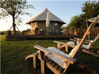 Luxury Tents in Marano