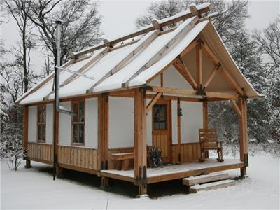 Totally Unique Cabins - Company in Crivitz