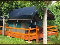 Luxury Tents in Espot