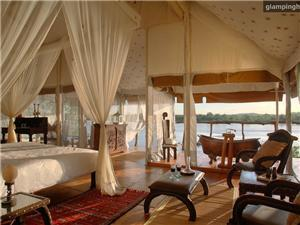 Luxury Tents in Morogoro