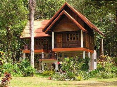 Luxury Tents | Cabins in Chum Kho