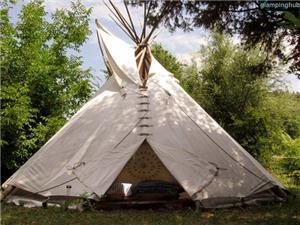 Tipi in Salernes