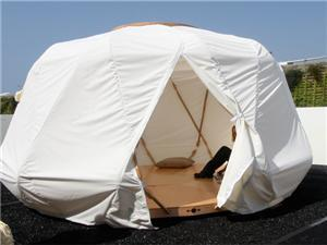 The Nomad Yurt - Company in