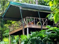 Luxury Tents in Quepos