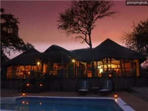 Luxury Tents in Chongwe