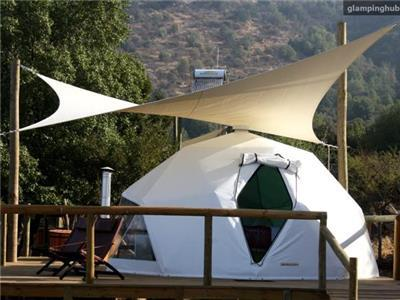Luxury Domes in South America Accommodations  