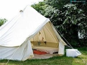 Luxury Tents in Ballyglunin